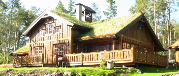 Ny hytte