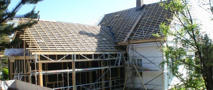 Tilbygg og rehabilitering verneverdig hus